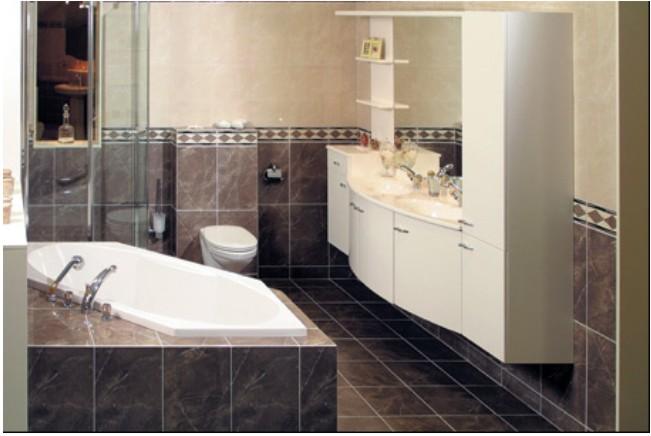 Badkamer modellen badkamer ontwerp idee n voor uw huis samen met meubels die het - Badkamer modellen met italiaanse douche ...