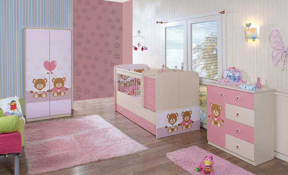 Slaapkamer voor baby - Baby slaapkamer ...